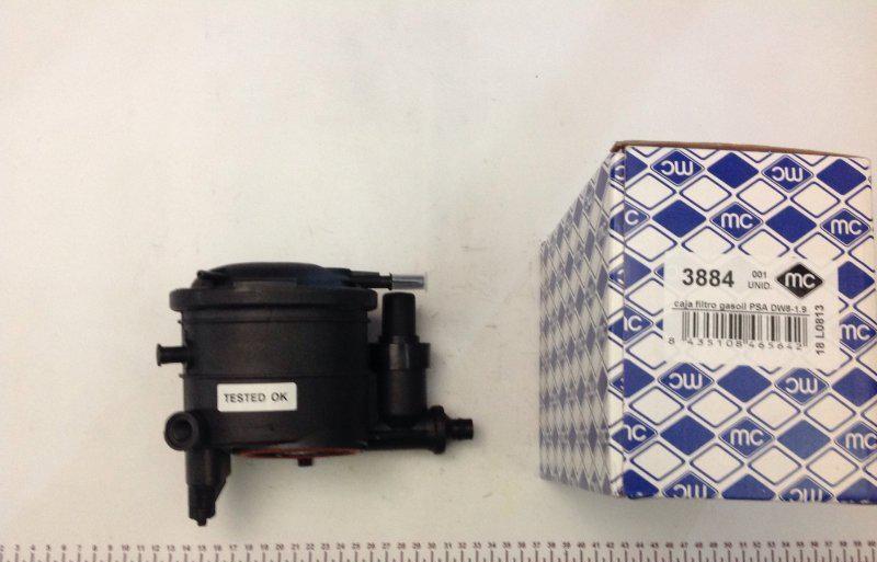 Фильтр топливный в сборе Citroen / Fiat / Peugeot 1.9D DW8