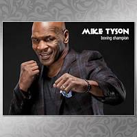Плакат Майк Тайсон 03