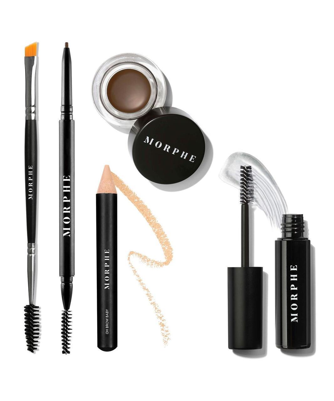 Набор для макияжа бровей Morphe Arch Obsessions Brow Kit Latte