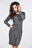 Теплое женское платье,размеры 44-50., фото 2