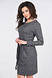 Теплое женское платье,размеры 44-50., фото 4
