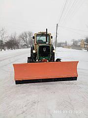 Відвал (лопата)/Скрепер для прибирання снігу та скреперних робіт