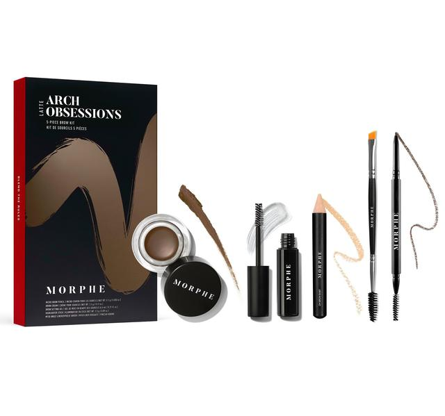 Morphe Arch Obsessions Brow Kit Latte