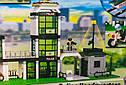 """Конструктор Brick 110 """"Полицейский участок"""" 430 деталей, фото 3"""