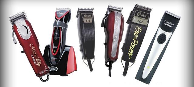 Машинки для стрижки, триммеры для волос