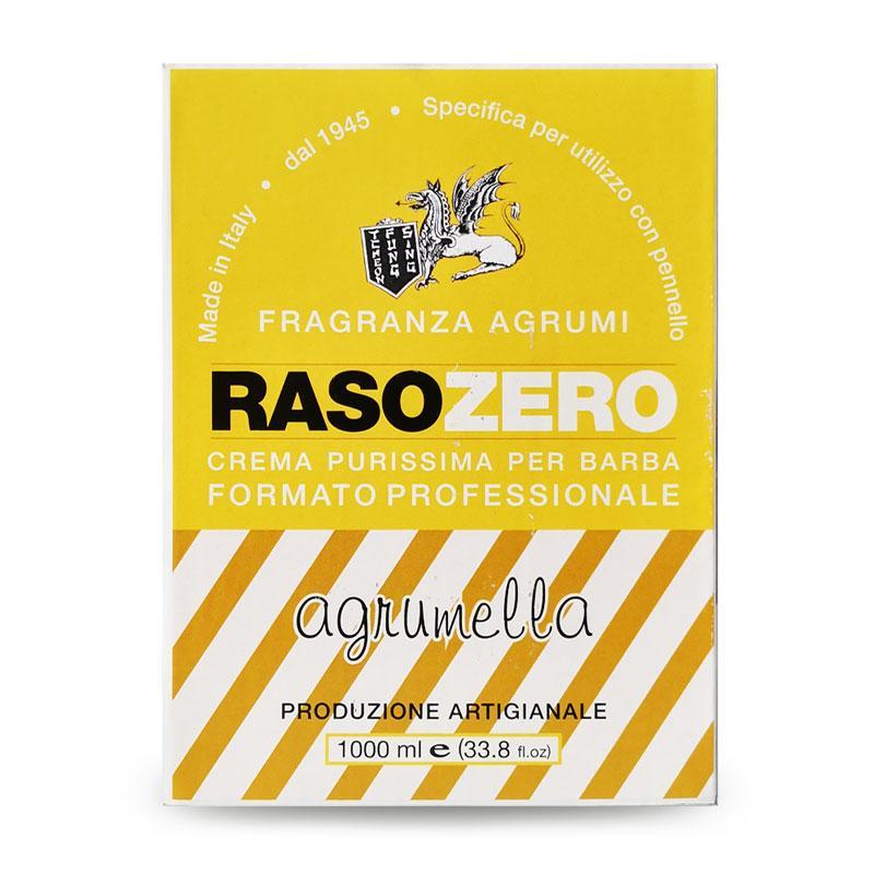 Мыло для бритья Rasozero Agrumella 1 кг. Made in Italy