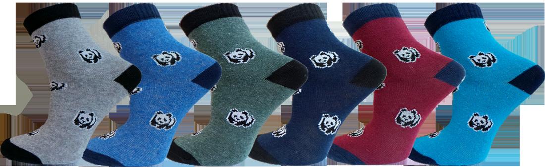 """Дитячі шкарпетки панда""""lomani"""""""