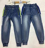 Брюки под джинс для мальчиков оптом, F&D, 4-12 лет,  № 5478, фото 1