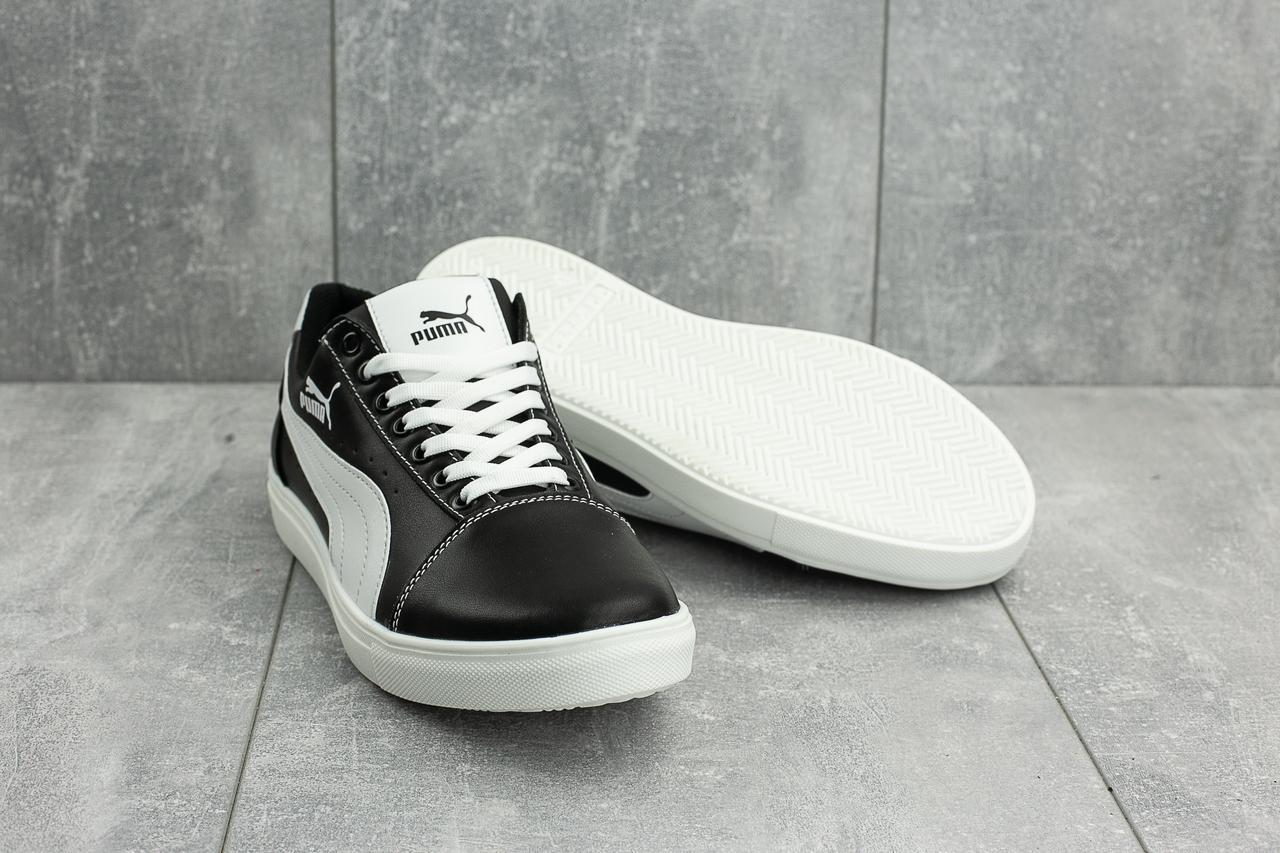 d8c3d4358b47 Мужские кожаные кроссовки CrossSAV 120 (Puma) (весна-осень, мужские, ...