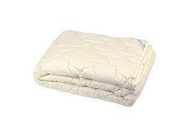 Одеяло шерстяное стеганое 140*210 400г/м2