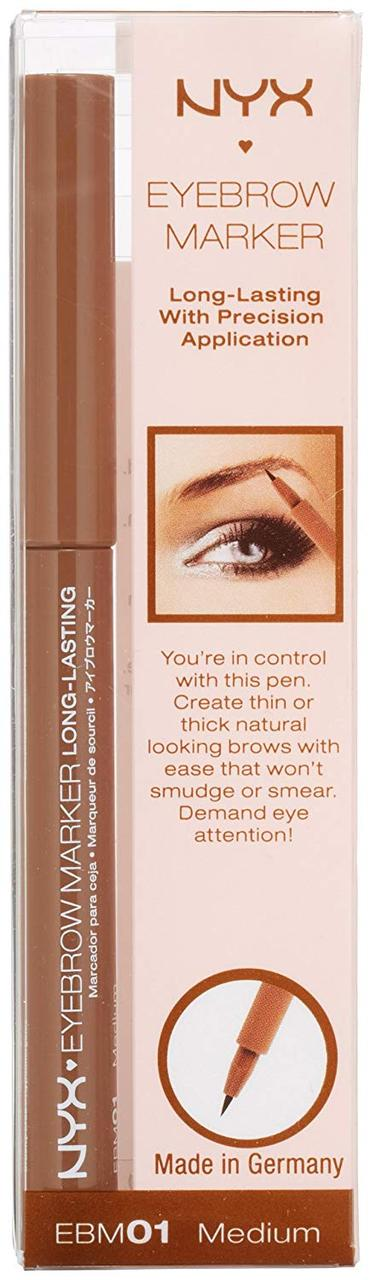 Маркеры для бровей NYX Eyebrow Marker - Medium