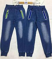 Брюки под джинс для мальчиков оптом, F&D, 8-16 лет,  № 5483, фото 1