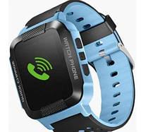 Акция! Умные часы с GPS-трекером, фонариком, камерой и игрой / Smart Watch G900A