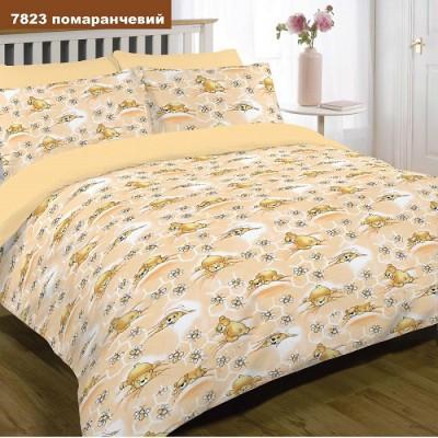 Постель Вилюта детская в кроватку 7823 оранж
