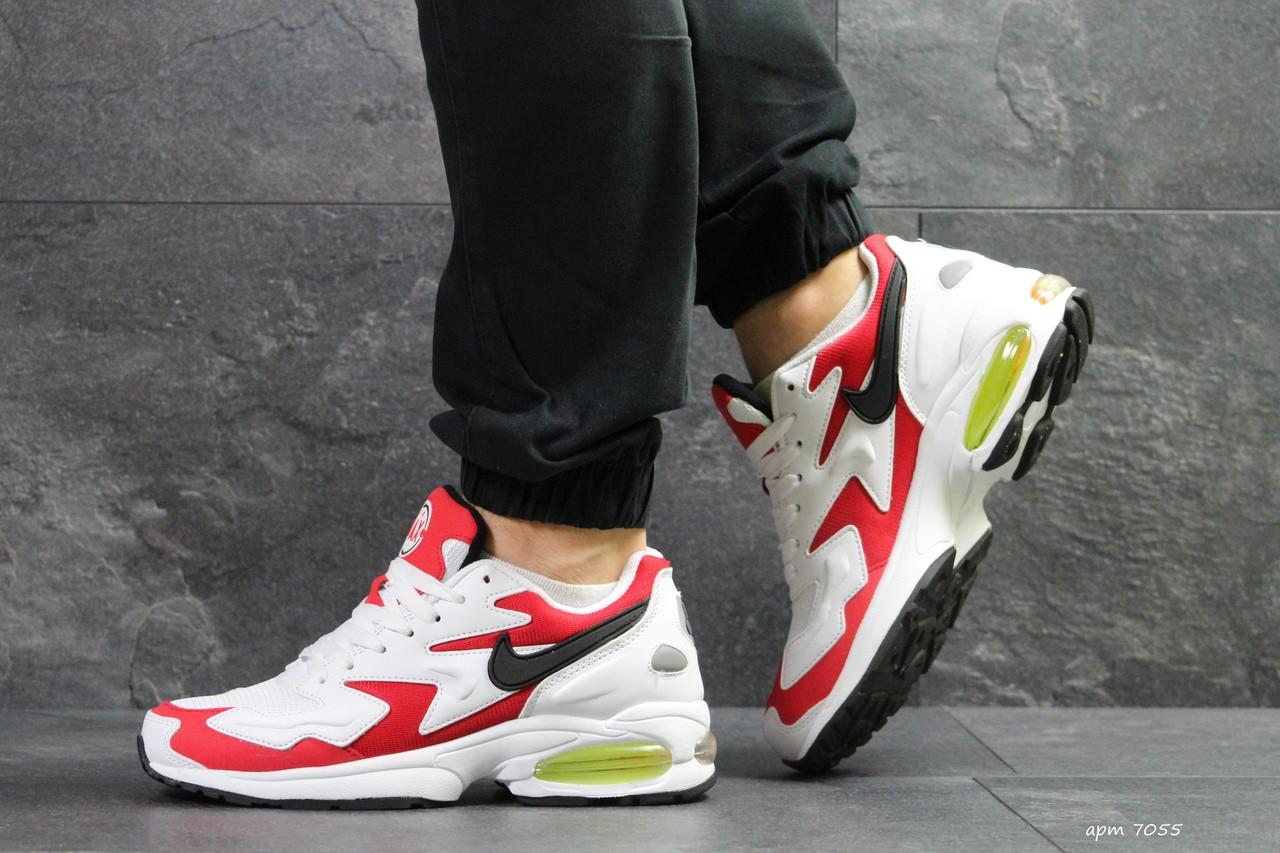Кроссовки мужские Nike Air Max 2 Light. ТОП КАЧЕСТВО!!! Реплика класса люкс (ААА+)
