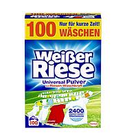 Стиральный порошок WeiBer Riese универсальный 100 ст -  5.5 кг