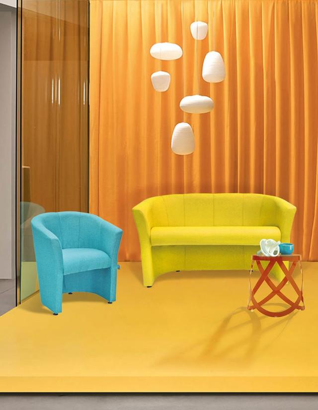 Кресло Бум в комплекте с диваном Бум