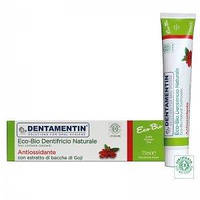 Зубная паста Dentamentin Еко-Біо антиоксидантная  25 мл