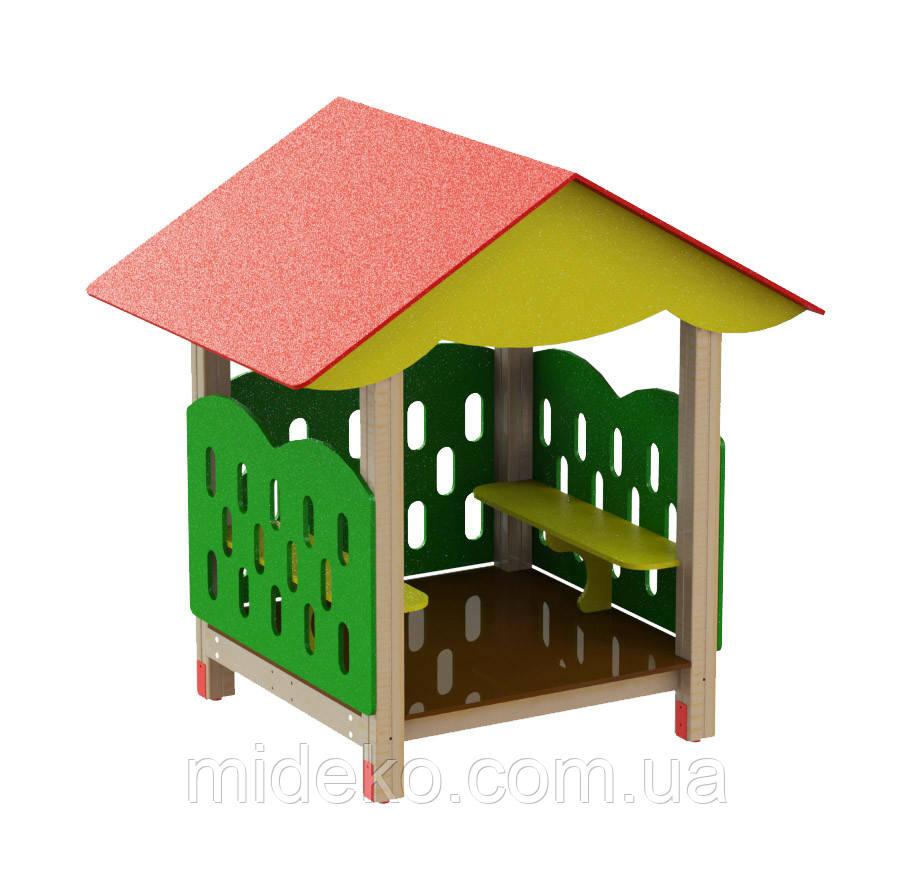 """Дитячий ігровий будиночок """"Корал"""" MIDEKO"""