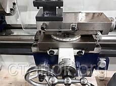Zenitech MD 250-700 токарный станок по металлу (c механической коробкой) зенитек мд, фото 2