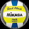 М'яч для пляжного волейболу Mikasa VXS-ВА2 р. 5