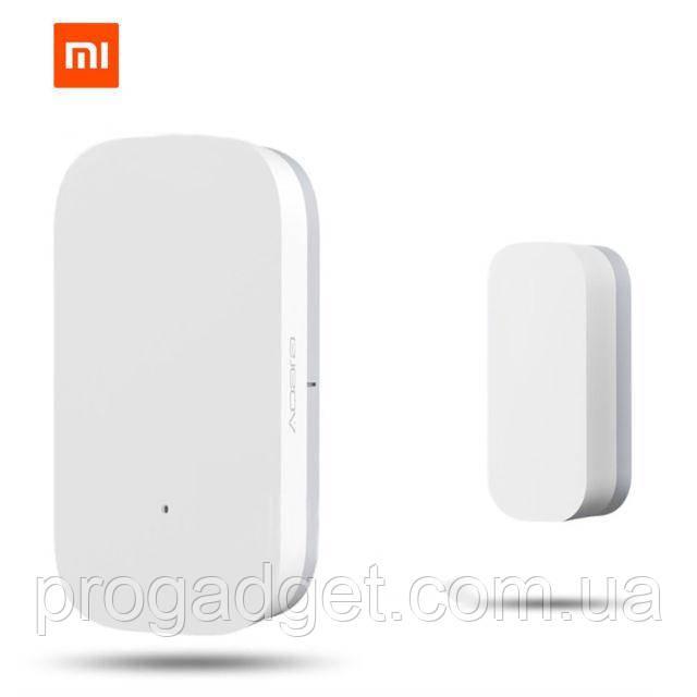 Датчик Xiaomi Aqara Window Door Sensor White (белый) контроль открытия окна или двери (MCCGQ11LM)