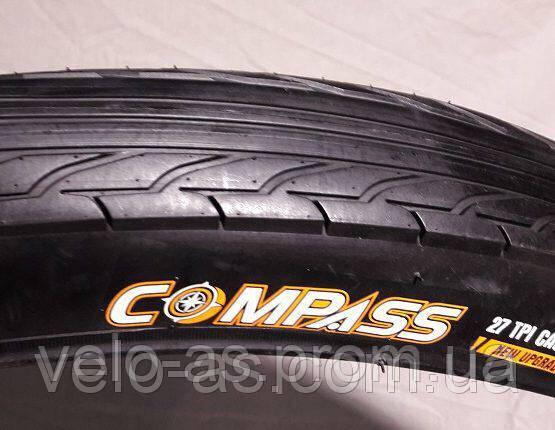 Покрышка велосипедная COMPASS  29X2.125 W2027 надежная
