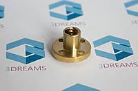 Гайка с трапецеидальной резьбой Т8*8 для 3D принтера
