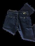 Батальные джинсы женские ОМАТ 9556, фото 2
