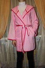 Женский халат натуральный, фото 2