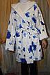 Женский халат натуральный, фото 3