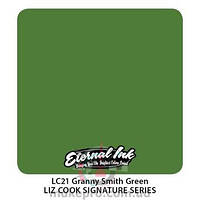 15 ml Eternal Granny Smith Green [Liz Cook]