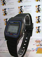 Мужские влагозащищенные электронные часы cas на ремешке