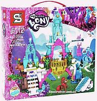 "Конструктор SY 1096 ""Замок пони"" My Little Pony, 359 детали, фото 1"