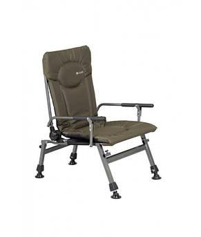 Кресло карповое Elektrostatyk F5R с подлокотниками, F5R