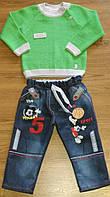 "Детский костюм ""Микки"" на мальчика (86, 92 см), фото 1"