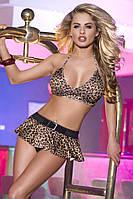 Сексуальный набор топ и юбка S/M Sunspice Lingerie