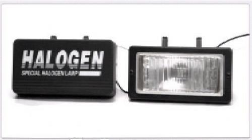 Фары дополнительные модель VARRAN HY-039A/CLEAR H3-12V-55W/155*67mm компл.(8067)