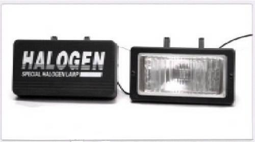 Фары дополнительные модель VARRAN HY-039A/CLEAR H3-12V-55W/155*67mm компл.(8067), фото 2