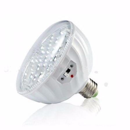 SALE! Светодиодная энергосберегающая лампа с пультом управления Kamisafe KM-5608C, фото 2
