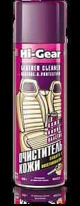 Очиститель и кондиционер кожи Hi-Gear 496мл
