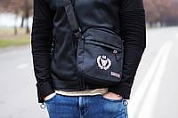Мужская  городская сумка мессенджер Miracle