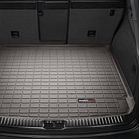 Коврик в багажник для Porsche Cayenne 2010- какао без саба 43487 43487
