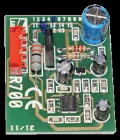 Плата для считывания магнитных карт Came R700