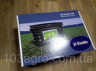 GPS навігатор Trimble Ez Guide 250 + антена AG-15