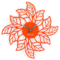 Настенные Часы Glozis Leaves B-010 50х50