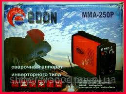 Сварочный аппарат инверторный Эдон 205P, 250P, Эдон ММА -250 mini (кейс)