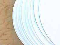 Підложка ламінована білий/білий 1.2 мм круг 350 мм