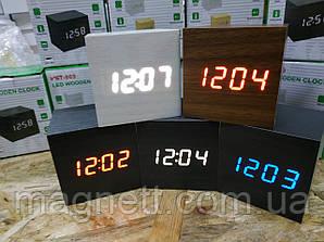 Електронні цифрові настільний годинник VST-869
