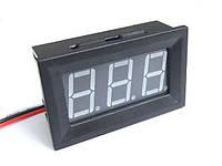 Вольтметр датчик цифровой LED дисплей DC 0V - 99V U напруги напряжение измеритель постійного струму   Диапазон